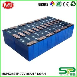 China Customize lifepo4 battery pack 24v 120ah for energy storage system distributeur