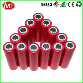 China Lithium-Akku 3.2V 1350 Milliamperestunde 18650 1500mal-Zyklus-Leben distributeur